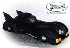 Batman Car Cakes | this amazing batman cake was made by truly custom cakery the ...