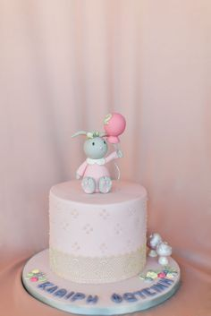 Bunny on Cake Central