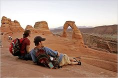 Moab... I shall visit you one day .. with my Mountain bike...