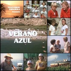 Verano Azul... I LOVED this TV show!