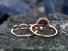 White Diamond Solitaire Engagement Available – Fine Rings Rose Jewelry, Unique Jewelry, Vintage Engagement Rings, Purple Amethyst, Promise Rings, Beautiful Rings, Heart Ring, Wedding Rings, Rose Gold