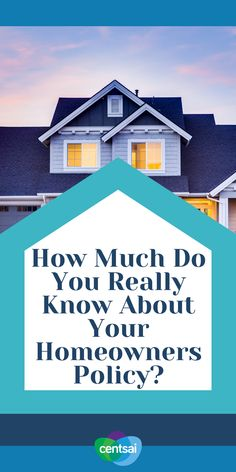 Participate in the Quiz to know How Much Do You Really Know About Your Homeowners Policy? #real #estate #realestate #realtor #architecture #luxuryhomes #luxurylifestyle #interiordesign Make More Money, Ways To Save Money, Money Saving Tips, Make Money Online, Financial Literacy, Financial Tips, Financial Planning, Thing 1, Minimalist Lifestyle