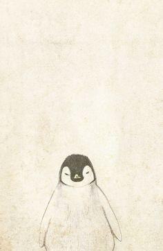 Penguin, by Kayla Cole