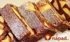 A kedvenc grízes almás kavart sütink, nagyon könnyen elkészül, de nem lehet betelni vele! Kefir, Cake Recipes, Dessert Recipes, Semolina Cake, Flourless Cake, Bulgarian Recipes, Sweet Tarts, Food Cakes, Sweet Bread