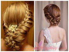 Newest Bride Hairdos