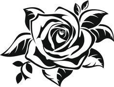 Dibujos de tatuajes de rosas - Imagui