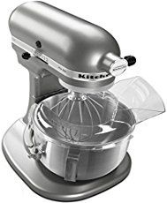 Bakers, gleam on – the KitchenAid Pro 500 Series 5 Qt. Stand Mixer - Silver Metallic is a sleek way to mix up all your favorite cakes,. Kitchen Aid Recipes, Kitchen Hacks, Kitchen Tools, Kitchen Gadgets, Kitchen Aid Appliances, Small Appliances, Kitchen Aid Mixer, Kitchen Aide, Room Kitchen