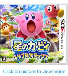 Buy Kirby: Triple Deluxe on at Mighty Ape NZ. Join Kirby in the all new platformer Kirby: Triple Deluxe and rescue the kidnapped King Dedede on a mysterious huge plant which has grown in Dream . Nintendo 3ds Games, Wii Games, Nintendo Switch, Final Fantasy Vii Remake, Star Wars Jedi, Pac Man, Gotham, Yoshi, Shopping