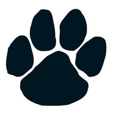 ICHS Cougar Paw Print.  GO COUGARS!!!
