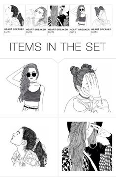 """""""premade"""" by selinalindroth ❤ liked on Polyvore featuring art"""