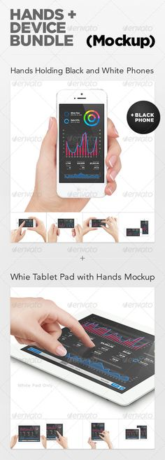 Hands + Device Bundle (Mockup) Download here: https://graphicriver.net/item/hands-device-bundle-mockup/4871796?ref=KlitVogli