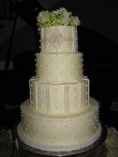 wedding cake Cheesecake Etc.