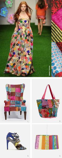 Patchwork, arts & crafts #bolsos, #bags, #sacs