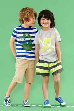 Boys Looks To Treasure Shop Summer 2014 at Boden USA |Women's, Men's  Kid's Clothing  Accessories