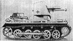 Panzerjäger I • Tanks in World War 2, Based on the Pz Kpfw I chassis, the Panzerjäger I provided Germany with a mobile anti-tank gun in the early war years. It was equipped with the Czechoslovakian 47 mm kanon P.U.V. vz. 36, which was superior to the contemporary German standard anti-tank gun, the 3,7 cm Pak 36.