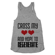 Cross My Hearts And Hope To Regenerate Dr. Who by ProxyPrints, $22.00