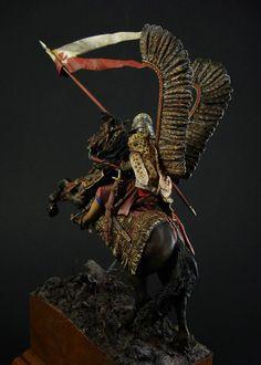 Figures: Polish winged hussar, photo #4