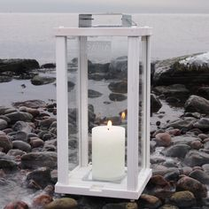 Ratia - Tuotteet - Saaristo-sisustustuotteet Lantern Candle Holders, Candle Lanterns, Candle Sconces, Candles, Archipelago, Balcony, Nautical, Sweet Home, Wall Lights