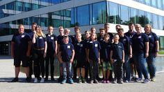 Wiesmoor-info: Zeltlager der Jugendfeuerwehr am Ostseestrand