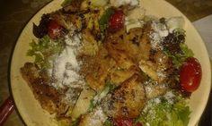 Σαλάτα με ψητά μανιτάρια !! ~ ΜΑΓΕΙΡΙΚΗ ΚΑΙ ΣΥΝΤΑΓΕΣ Quiche, Recipies, Sweet Home, Salad, Meat, Chicken, Cooking, Breakfast, Food