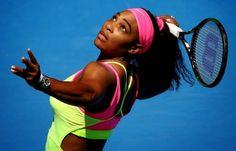 Blog Esportivo do Suíço: Após susto, Serena bate ucraniana e está nas oitavas de Aberto