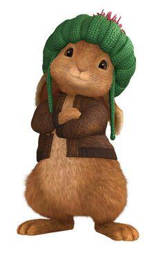 peter rabbit lily bobtail | Peter Rabbit (Nickelodeon TV show)
