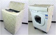 Resultado de imagen para cubre lavadora