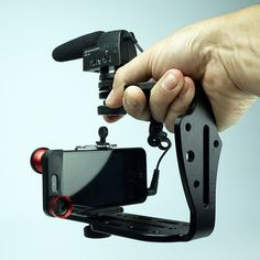 Universal Tripod Mount For iPhone 6, 6 Plus, More - DiffCase Photography & Video Products - 10