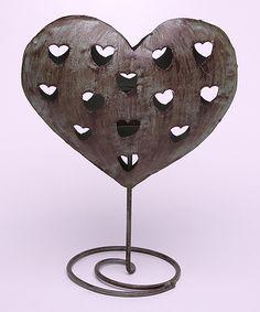 Bobbo Heart Table Luminary