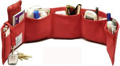 Purse organiser are best for making all the items inside your bag accessible and organized. If you utilize several bags for various activi...