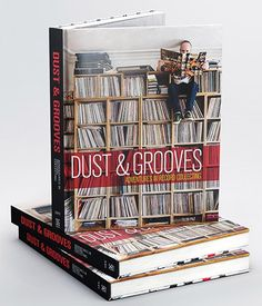 THE DUST Amp GROOVES BOOK ADVENTURES IN RECORD COLLECTING Eilon Pazs 416 Page Coffee