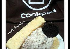 Resep Ice Cream Cookies Cream Oleh Melz Kitchen Resep Cemilan Oreo Es Krim