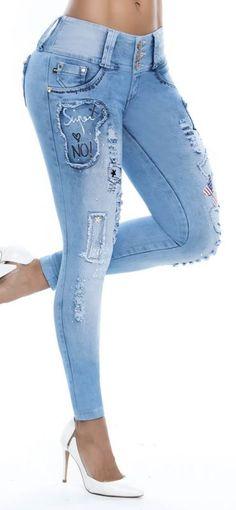 Jeans levanta cola ENE2 93292