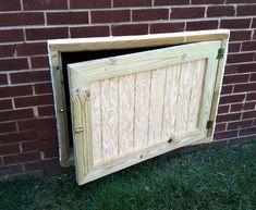 Crawl E Doors Access Door Building A Decks And Porches