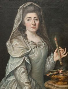 Maurice de Nancy:  Madame de Chabrilan, - marquise de Gras,1789