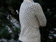 Ravelry: Project Gallery for Pomme de pin Cardigan pattern by Amy Christoffers
