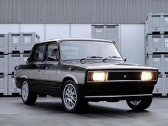 Lada Riva by Lotus '2002