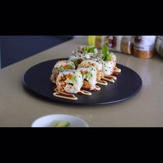 ... Chicken Sushi on Pinterest | Sushi, Spicy Tuna Roll and Sushi Recipes
