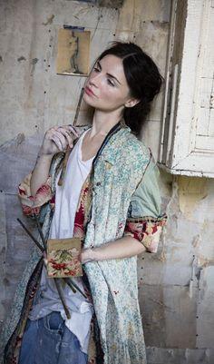 Magnolia Pearl Summer Collection - 2016 - Page One Bohemian Lifestyle, Bohemian Gypsy, Bohemian Style, Magnolia Pearl, Mode Country, Artist Aesthetic, Moda Boho, Estilo Boho, Mori Girl