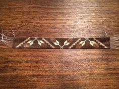 Seed Bead Patterns, Peyote Patterns, Weaving Patterns, Seed Bead Crafts, Seed Bead Jewelry, Seed Beads, Indian Beadwork, Native Beadwork, Bead Loom Bracelets
