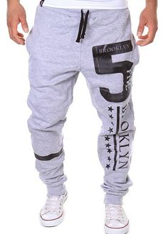 SHARE & Get it FREE | Hot Sale Beam Feet Letters Number Star Print Loose Fit Lace-Up Sweatpants For MenFor Fashion Lovers only:80,000+ Items • New Arrivals Daily • Affordable Casual to Chic for Every Occasion Join Sammydress: Get YOUR $50 NOW!