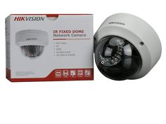 Hikvision IP Camera DS-2CD2142FWD-IS 4MP WDR Vandal-resistant Network Dome Camera and DDNS ONVIF Poe Outdoor 4mm Lens
