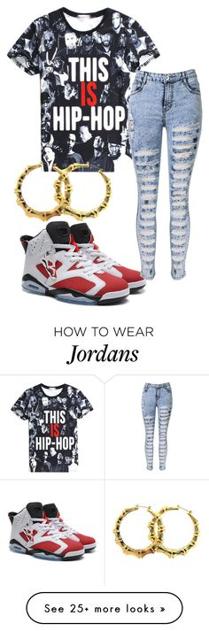 """""""Untitled #23"""" by trillqueen34 on Polyvore featuring women's clothing, women's fashion, women, female, woman, misses and juniors"""