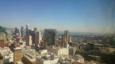 Úžasný výhled z 30 patra