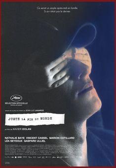 Juste la fin du monde : un cri, un drame familial intimiste et étouffant. Un film à fleur de peau qui remue... Critique complète ici : http://kerouvim.blogspot.fr/2016/09/juste-la-fin-du-monde-un-cri-etouffant.html