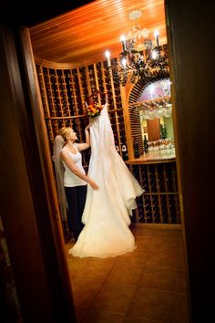 Our beautiful bride admiring her stunning gown! Photograph by Roland Silva of 617 Weddings. Beautiful Bridesmaid Dresses, Wedding Dresses, Photograph, Gowns, Weddings, Bridal, Fashion, Bridal Dresses, Photography
