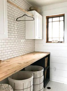 Obtain terrific pointers on laundry room storage small They are on call for you on our #laundryroomstoragesmall Laundry Room Shelves, Laundry Room Remodel, Laundry Room Organization, Laundry Room Design, Garage Laundry, Laundry Room Folding Table, Laundry Room Countertop, Laundry Room Lighting, Laundry Room Cabinets