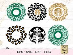 Logo Starbucks, Starbucks Crafts, Starbucks Cup Art, Custom Starbucks Cup, Starbucks Drinks, Cricut Craft Room, Cricut Vinyl, Vinyl Art, Vinyl Crafts
