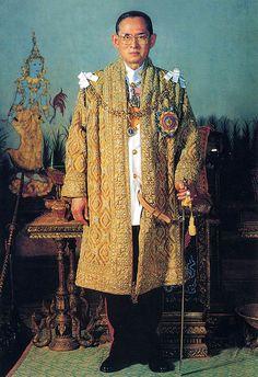 Su Majestad Bhumibol Adulyadej (Rama IX), Rey de Thailandia
