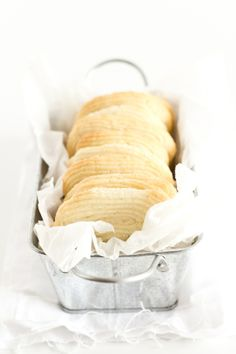 biscotti alla vaniglia